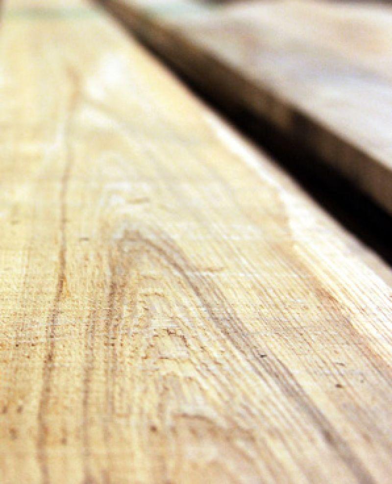 Finestra alluminio legno trial q 7