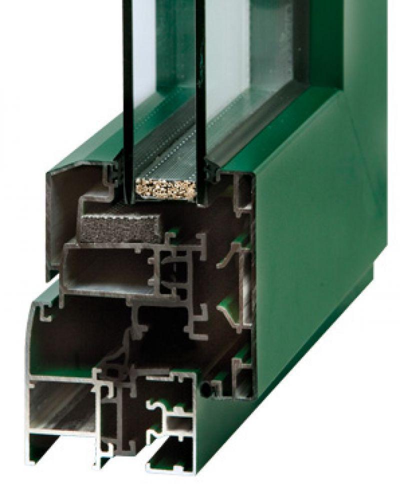 Finestra alluminio trial val q 5