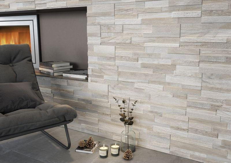 Ceramica Rondine propone la scenografica Wall Art 2