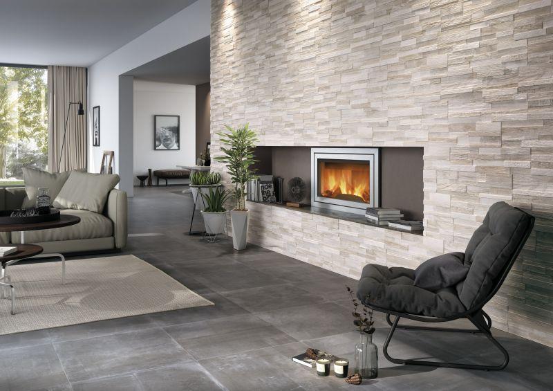 Ceramica Rondine propone la scenografica Wall Art 3