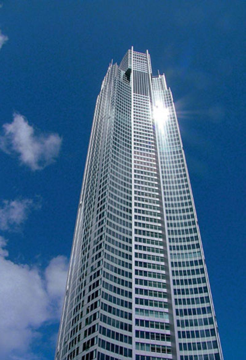 Ascensore KONE ALTA per grattacieli 4