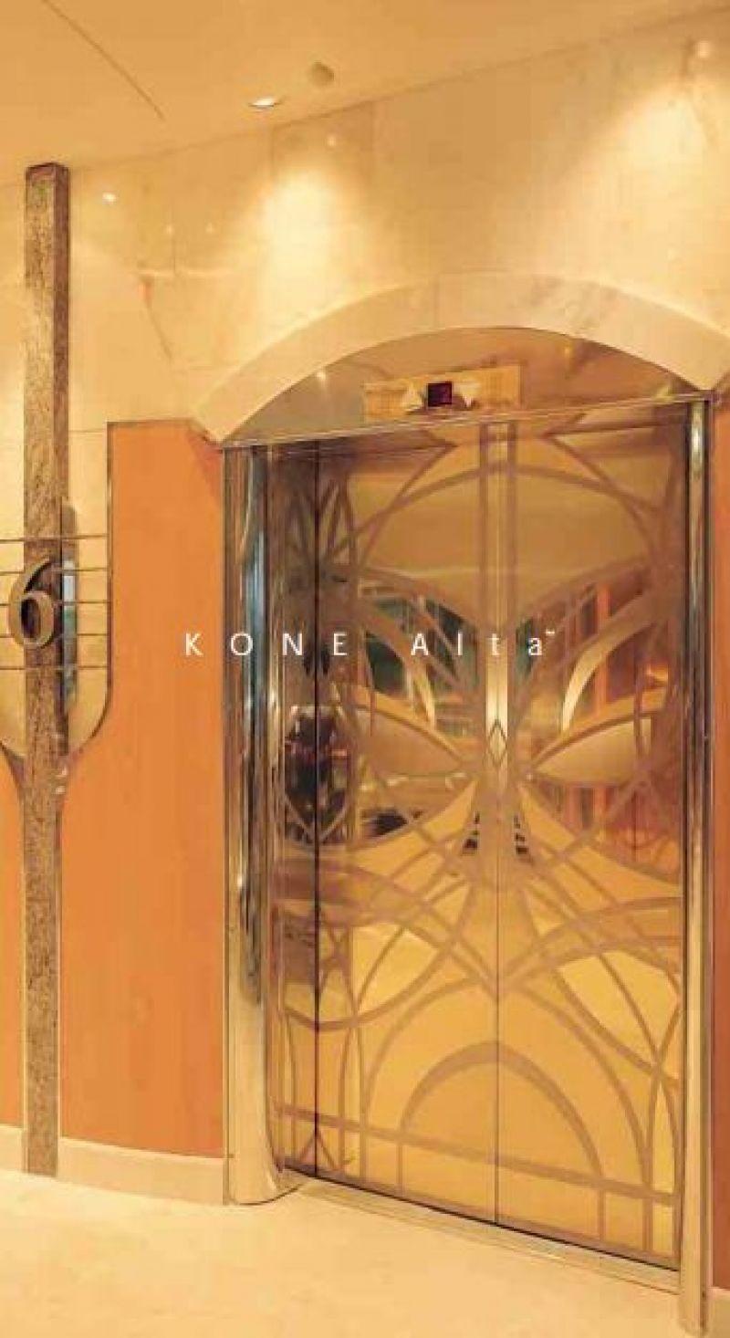 Ascensore KONE ALTA per grattacieli 5