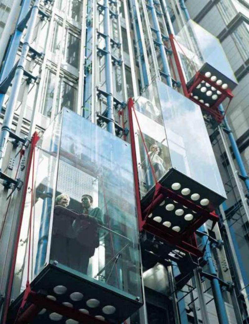 Ascensore KONE ALTA per grattacieli 6