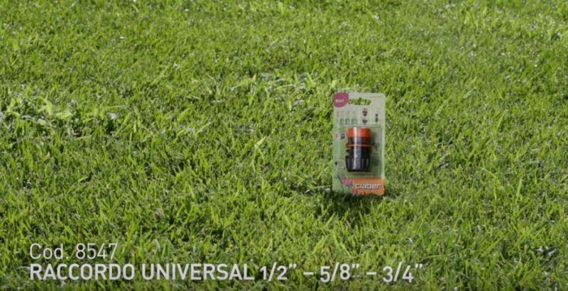 Raccordo automatico Ergogrip® Universal 4