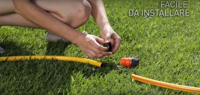 Riparatore Universale tubi irrigazione 4
