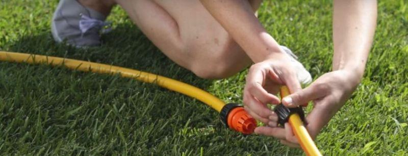 Riparatore Universale tubi irrigazione 6