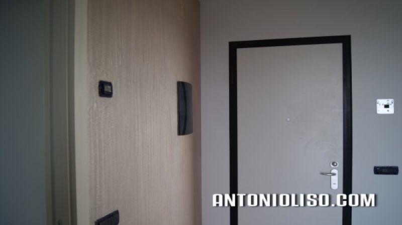 Decorazione materica pareti Milano 3
