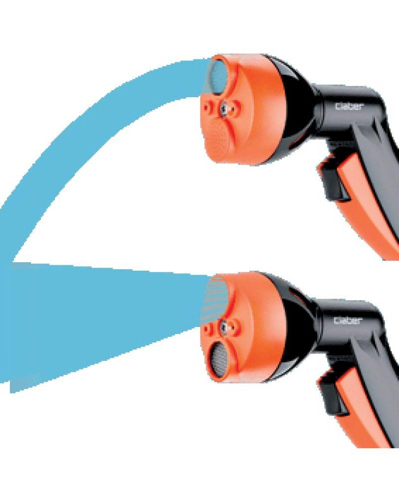 Pistola multifunzione Elegant Claber 3