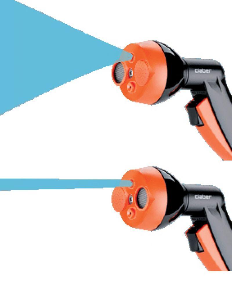 Pistola multifunzione Elegant Claber 4