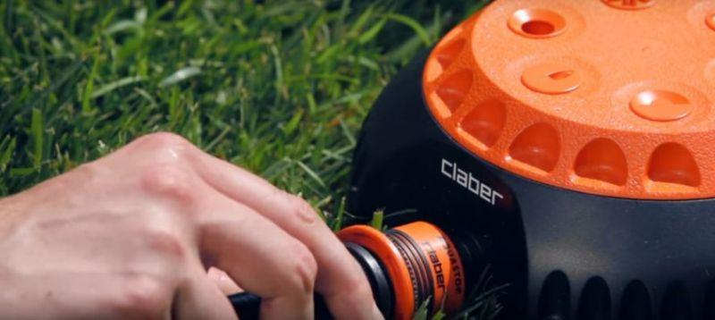 Irrigatore statico multifunzione Claber 2