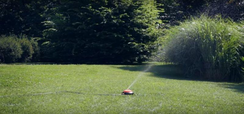 Irrigatore statico multifunzione Claber 3
