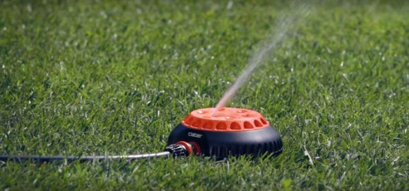 Irrigatore statico multifunzione Claber 4