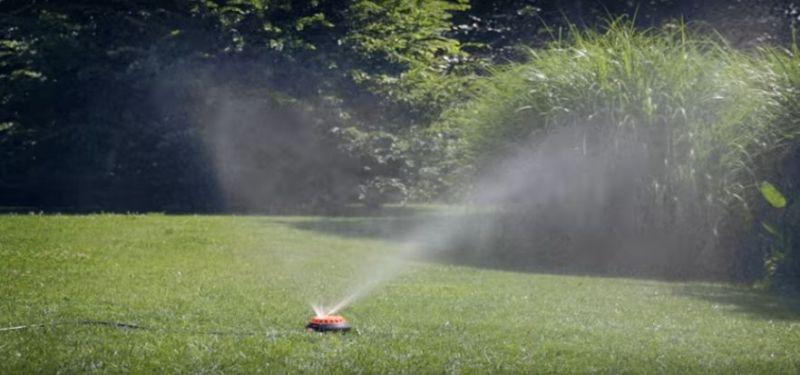Irrigatore statico multifunzione Claber 5