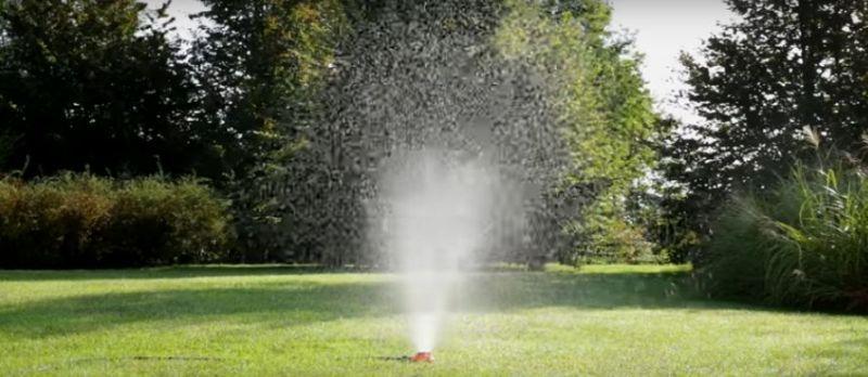 Irrigatore Rollina Claber 6