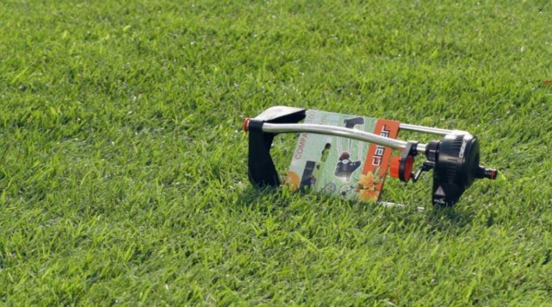Irrigatore oscillante Compact 160 Claber 3