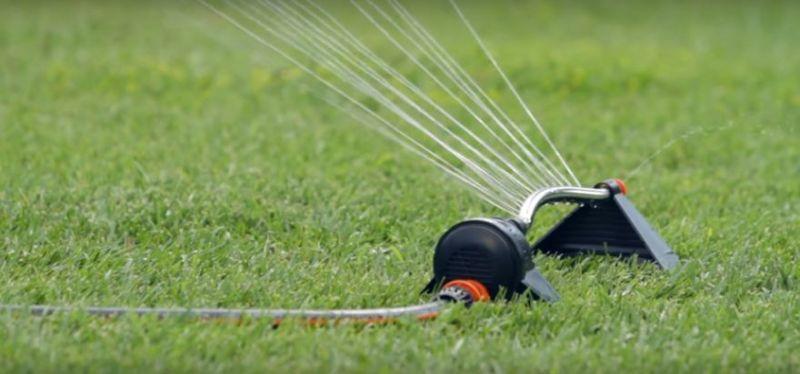 Irrigatore oscillante Compact 160 Claber 4
