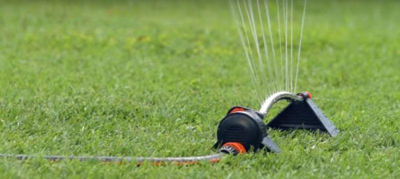 Irrigatore oscillante Compact 160 Claber 6
