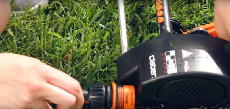 Irrigatore Compact-20 Aqua Control Claber 5