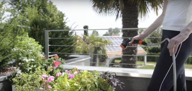 Mini-set Balcony Claber 3