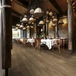 Amarcord: cotto e legno coesistono nella stessa abitazione