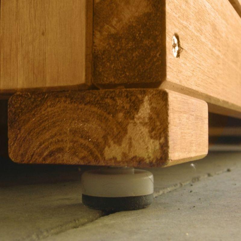 Armadio da esterno in legno SOLIDO 4