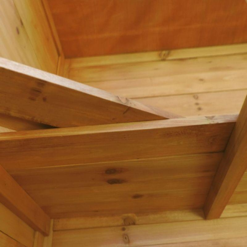 Armadio da esterno in legno SOLIDO 6
