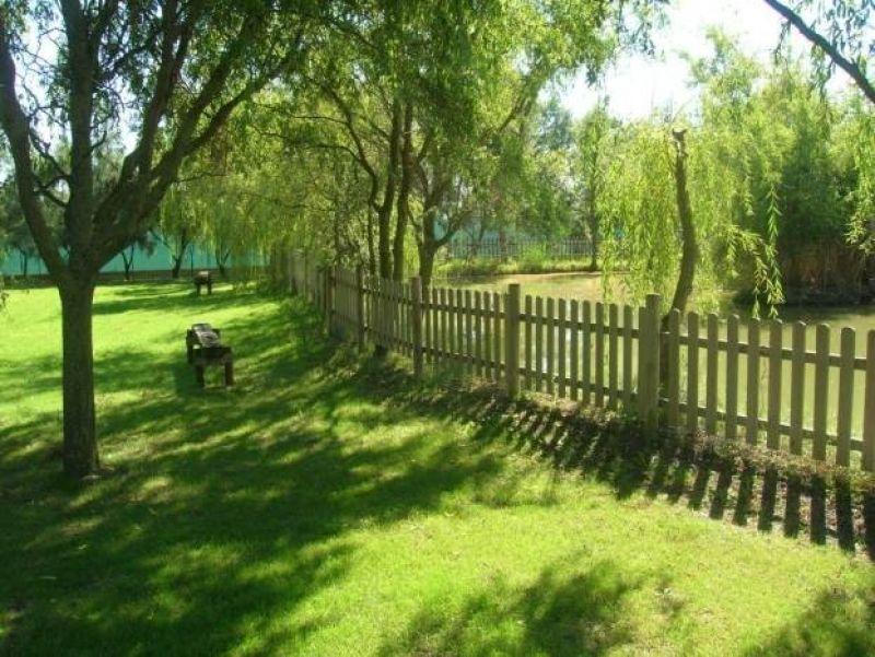 Steccato alto preassemblato in pino 3