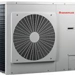 Pompa di calore aria-acqua Audax Top ErP6