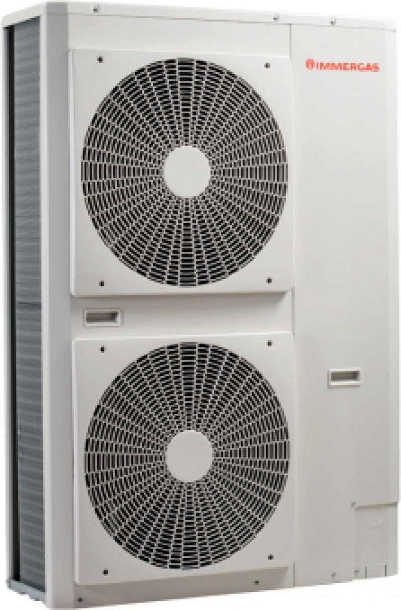 Pompa di calore aria-acqua Audax Top ErP12 1