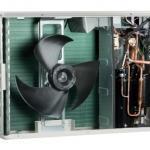 Pompa di calore ibrida Magis Combo 10