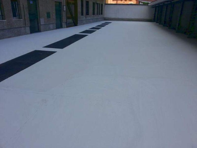Impermeabilizzazione di coperture con guaina liquida Pesaro Urbino 4