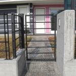 Cancello pedonale Mantova