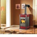 Edilkamin termostufa a legna stufa kw 14