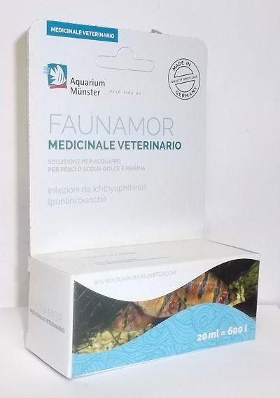 Faunamor medicinale aquarium munster 20 ml 1