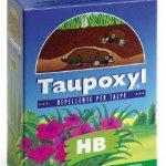 Taupoxyl gr250 repellente per talpe