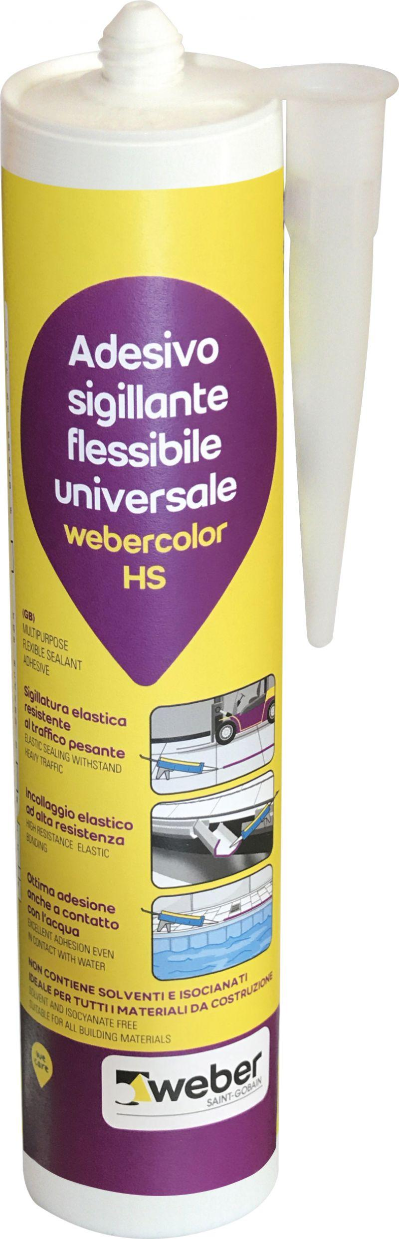 Silicone weber.color HS 1