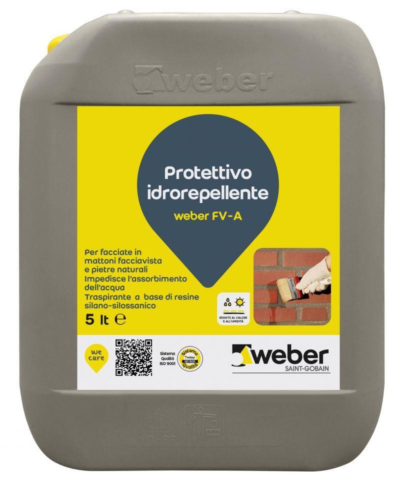 Protettivo idrorepellente weber FV-A KIT 2