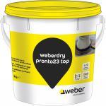 Impermeabilizzante weberdry pronto 23 top