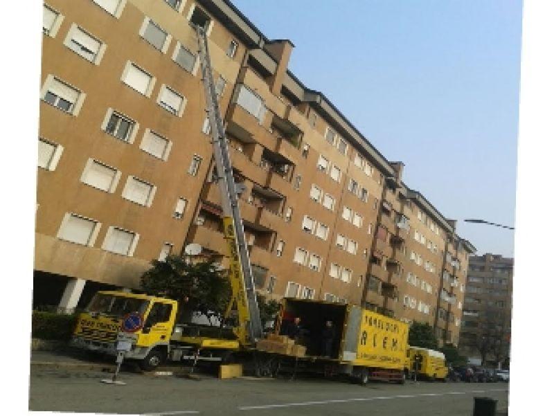 Noleggio autoscala Milano 3