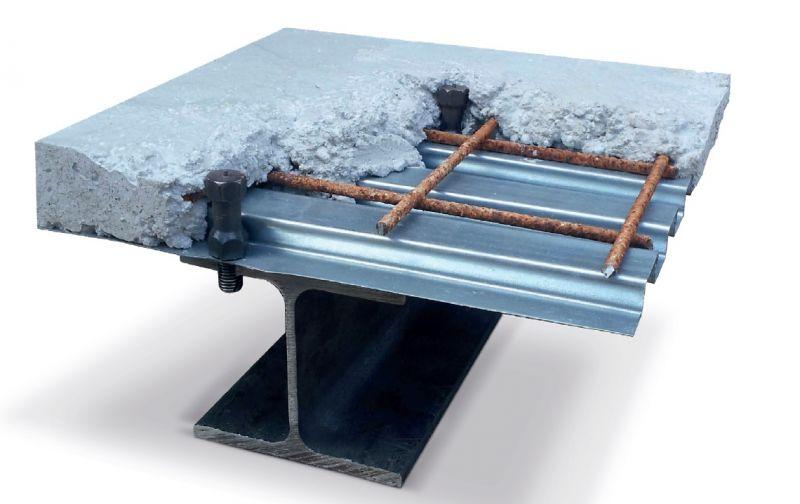 Lastre di acciaio SOLAIO FACILE Reggio Emilia 1
