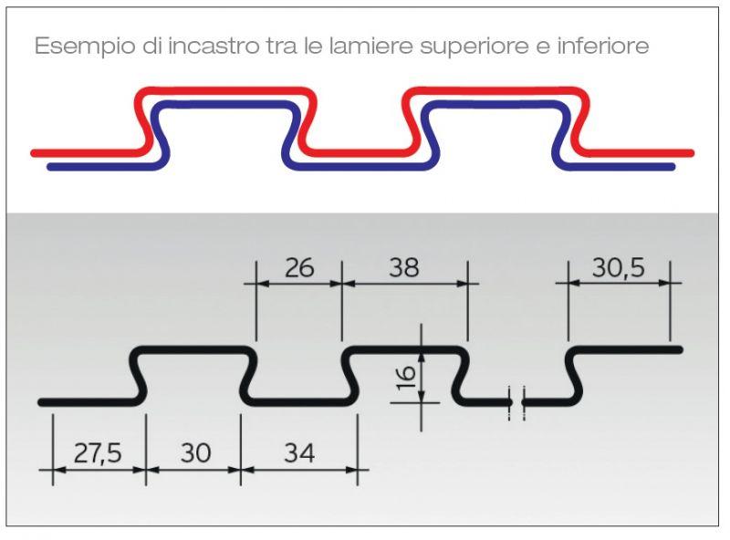 Lastre di acciaio SOLAIO FACILE Reggio Emilia 4