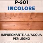 Impregnante per legno LIGNUM P-501