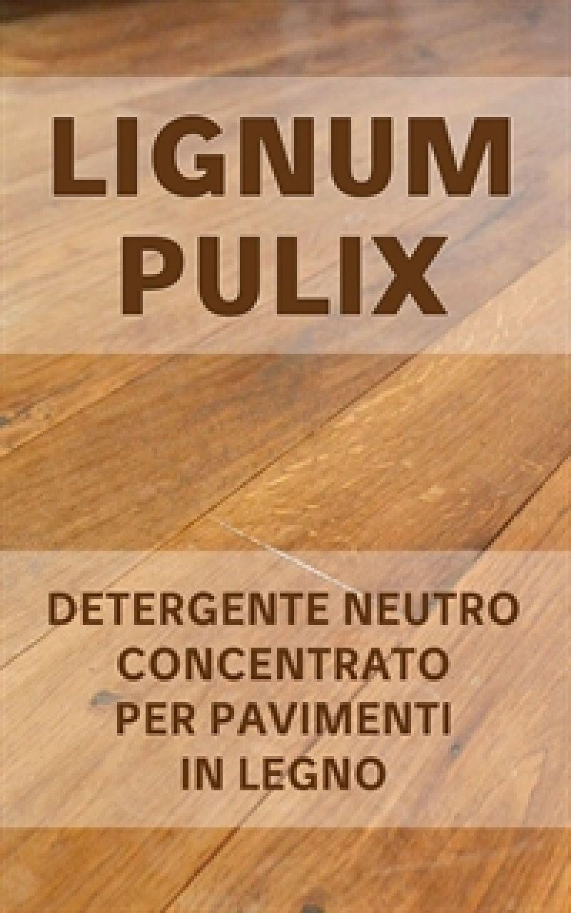 Detergente pavimenti di legno LIGNUM PULIX 1