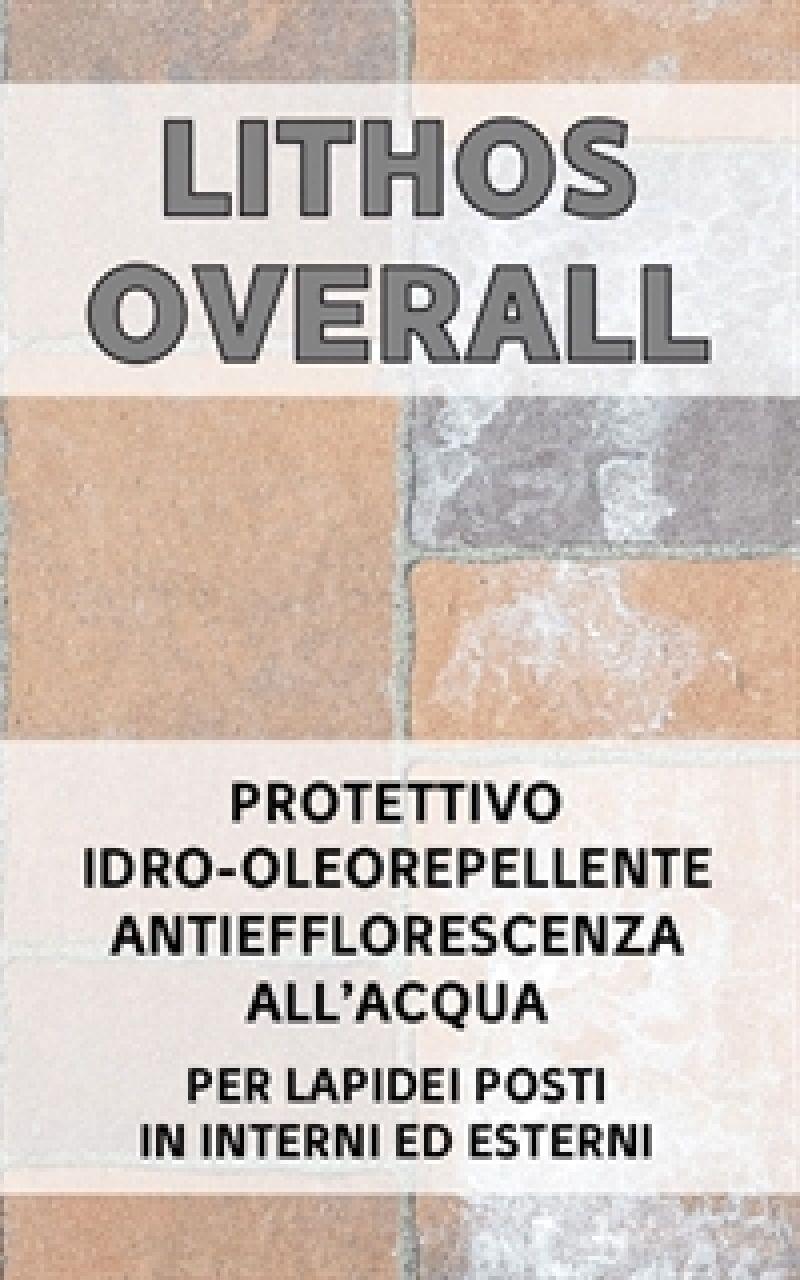 Protettivo per lapidei LITHOS OVERALL 1