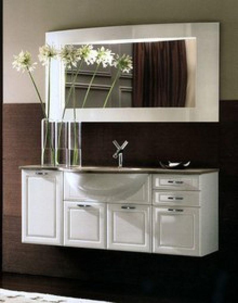Prezzo arredobagno stile classico in varie misure - Mobili bagno classici prezzi ...