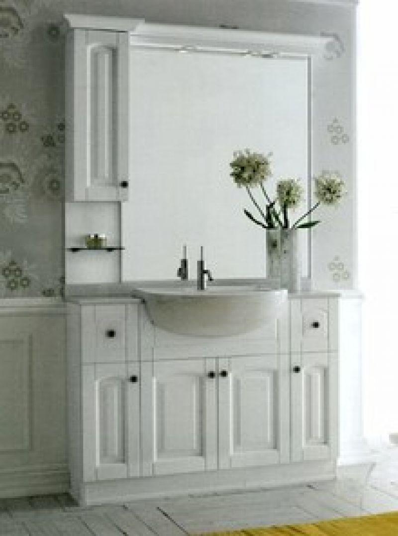 Prezzo arredobagno stile classico in varie misure - Misure mobili bagno ...