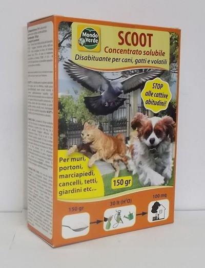 Scoot disabituante per animali 150 gr 1