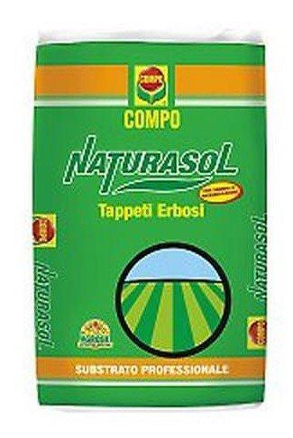 Compo naturasol terriccio tappeti erbosi lt 70 1
