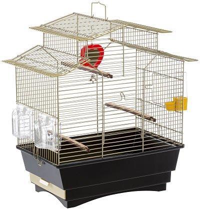 Ferplast pagoda gabbia per uccelli 47 x 1