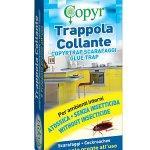 Trappole per scarafaggi copyrtrap 5 pz
